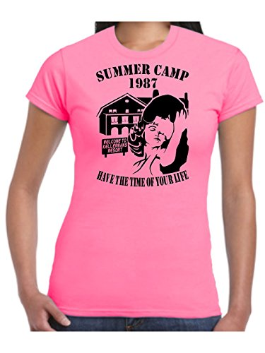 Dirty Dancing Summer Camp 1987 T-shirt. 10 to 18
