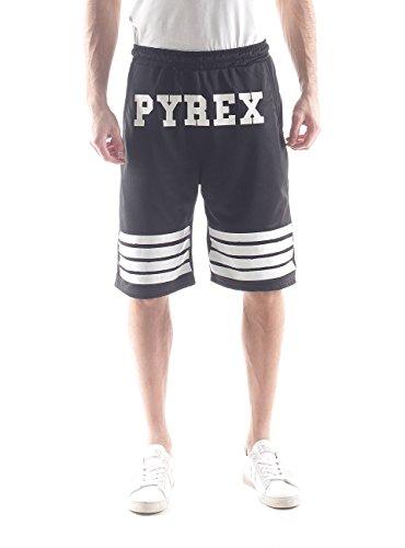Pyrex Herren Short Schwarz
