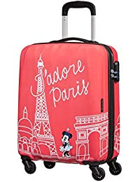 American Tourister Disney Legends - Spinner Small - Alfatwist Bagaglio a mano, 55 centimeters