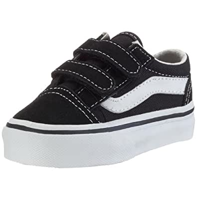 vans old school valcanised unisex childs 39 trainers shoes bags. Black Bedroom Furniture Sets. Home Design Ideas