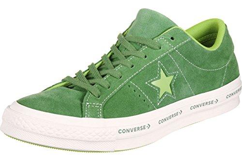 Converse One Star Ox Schuhe Mint Gren/Jade Lime/White Converse One Frauen