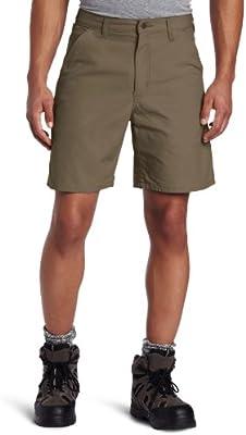 Carhartt Pantalones Cortos de Lienzo Utilidad Trabajo B144