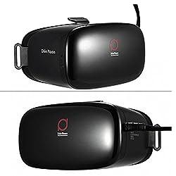 DPVR DeePoon E2 Virtual Reality Anzeigen Glas VR Videospiel Gläser 1080P AMOLED