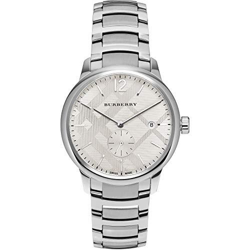Uomo Burberry il classico orologio BU10004