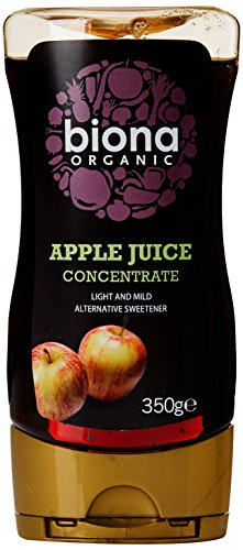 Biona Organic Apple Concentrate Juice 350g (Pack of 3) - Buy
