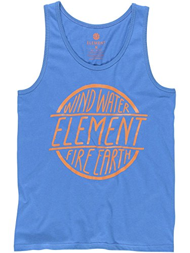 Element Herren Tanktop Royal