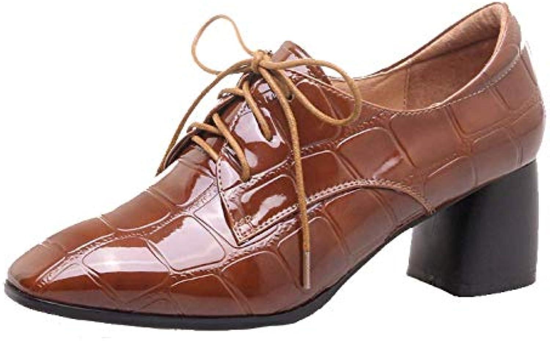 ZQZQ Moda, Scarpe da Donna, Resistente all'Usura, Pizzo, Antiscivolo, Selvaggio | Nuovo mercato  | Uomo/Donne Scarpa