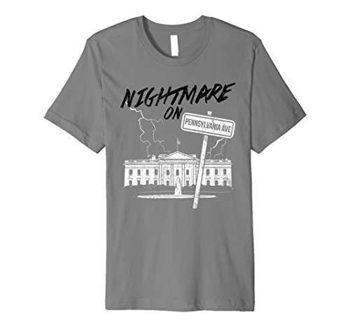 Nightmare – Halloween Kostüme T-Shirt Anti Trump Resist Tee