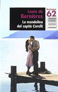 La mandolina del Capità Corelli par  Louis de Bernieres