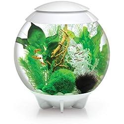 biOrb Halo tanque de peces de agua fría, 60L, color blanco