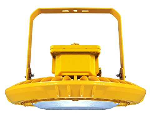 180w 19800lm led explosion-proof light high bay explosion proof led light with Exdemb II CT6 and Anti-corrosion rating WF2, Luminous Flux >110Lm/w IP66 Waterproof ATEX LED Gas station light (180) -