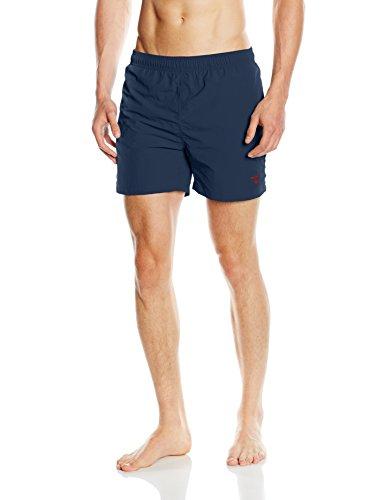 GANT Herren Badeshorts Classic Swim Shorts, Blau (NAVY 405), Small (Classic Shorts Nylon)