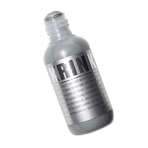 Dose k-60Paint Marker silber 60ml - Krink Marker