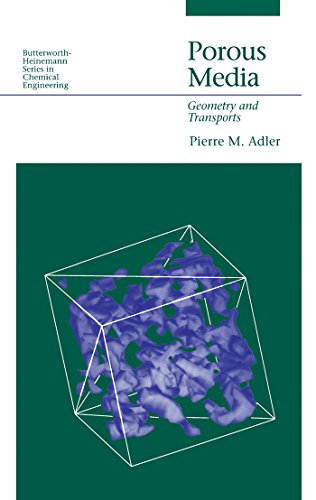 Porous Media: Geometry and Transports (Butterworth-Heinemann Series in Chemical Engineering) (English Edition) - Medium Brenner
