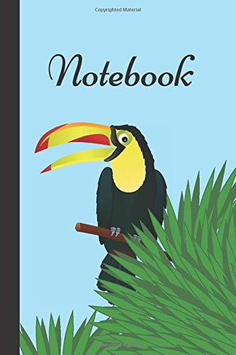 Notebook: Toucan Journal
