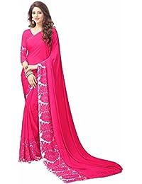 Saree(saree By Saree By Sarees For Women Party Wear Half Sarees Offer Below 500 Rupees Latest Design Under 300...