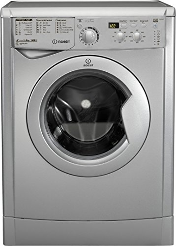 Indesit EWD81482S A++ Rated Freestanding Washing Machine - Silver