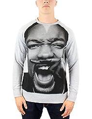 Eleven Paris Fix Mowil - Sweat-shirt - Manches longues - Homme