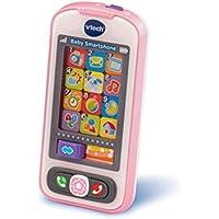 VTech Baby 80-146154 - Smartphone Infantil, Color Rosa