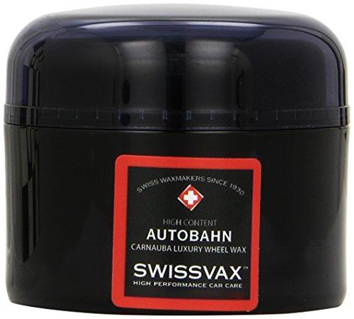 Swizöl 1055010 Autobahn Felgenwachs mit Antihaft-PTFE, 50 ml