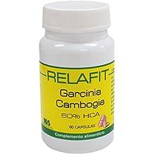 RELAFIT GARCINIA CAMBOGIA 1500 mg. 60% HCA