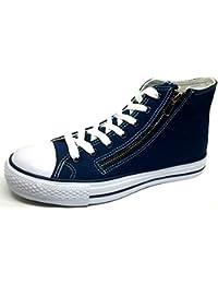 OMS by ORIGINAL MARINES SCARPE uomo mod. HCL 05014 tela bianco sneakers ui2jBZDXLw