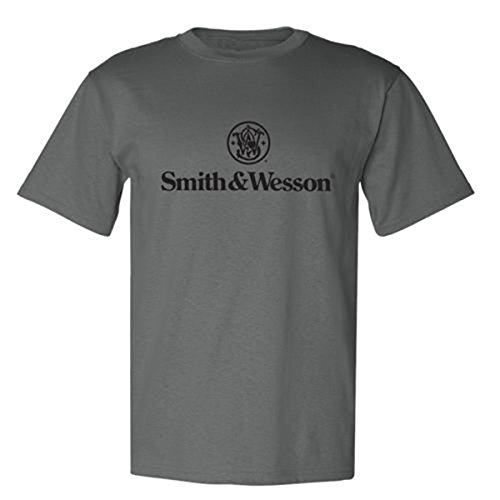 smith-wesson-s-menlogo-tee-charcoal