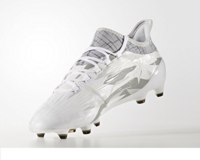Adidas X X X 16.1 Fg, Scarpe da Calcio per Uomo, Uomo, X 16.1 FG, Bianco, Grigio | Buona reputazione a livello mondiale  c402b4