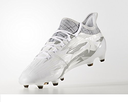 adidas X 16.1 Fg, Chaussures de Foot Homme white