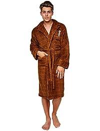 DOCTOR WHO Bathrobe, Mens 11th Dressing Gown Bathrobe, Assorted Colour