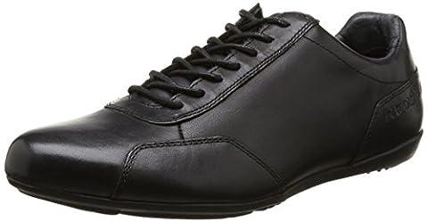 Redskins Guiz, Sneakers Basses homme, Noir (Noir 02), 42