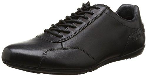 Redskins Guiz, Sneakers Basses homme, Noir (Noir 02), 42 EU