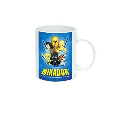 Mug Mikador Editions de Mai - Bleu - Bleu