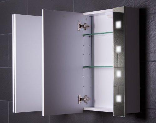 Spiegelschrank Cube 120 cm von Galdem Cube120 - 3