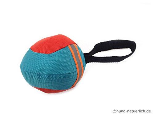 Wasserspielzeug für Hunde Aqua Ball mit Squeaker, Schwimmspielzeug