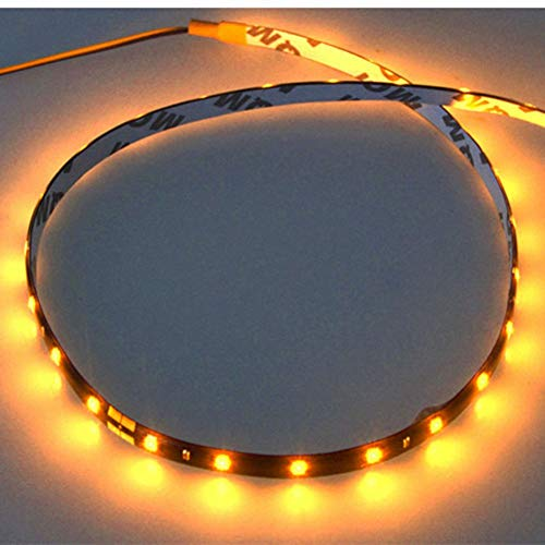 Zdmathe led weiches licht Streifen Auto Dekoration Lampe Streifen Auto Patch wasserdichte Farbe led Streifen