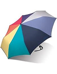 Esprit Easymatic 3-Section Light Folding Umbrella 28 cm