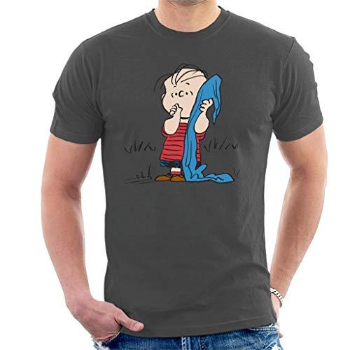 Mens Peanut (Peanuts Linus Van Pelt Men's T-Shirt)
