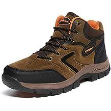 Senderismo LXMEI Zapatos de Hombre Sandalias Confort en