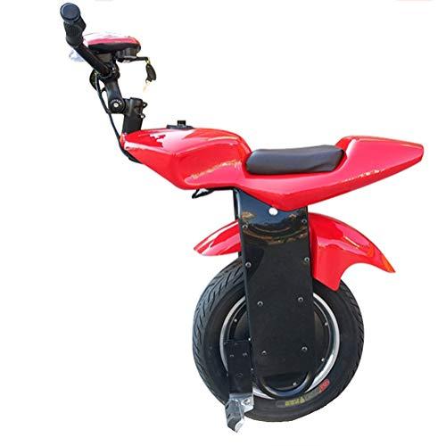 *PAUL&F Elektro-Einrad,Erwachsenen-Roller,Intelligenter Körper,Schnellste Geschwindigkeit 20 Km/H,Reichweite 45 Km,45 ° Neigungsschutz,Kurzer Knöchel*