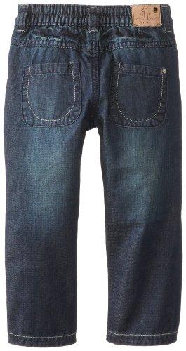 Kanz Baby - Jungen Jeans Hose 1432414, Einfarbig, Gr. 74, Blau (Blue Denim) -