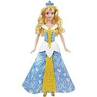 Princesas Disney - Muñeca Bella Durmiente con vestido mágico (Mattel CBD13)