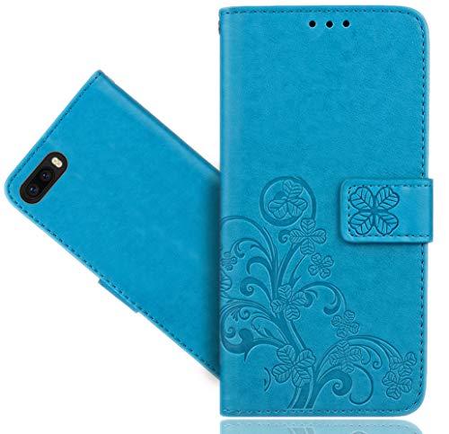 Ulefone S1 / Ulefone S1 Pro Handy Tasche, CaseExpert® Wallet Case Cover Flower Bling Diamond Hüllen Etui Hülle Ledertasche Lederhülle Schutzhülle Für Ulefone S1 / Ulefone S1 Pro - S1 Handy