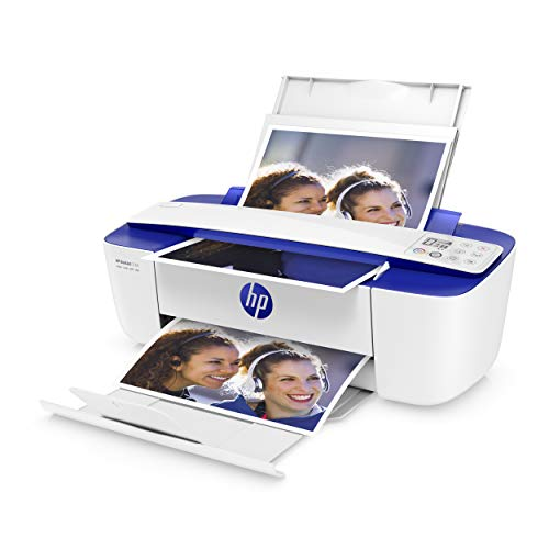 HP DeskJet 3760 Multifunktionsdrucker (Drucken, Scannen, Kopieren, WLAN, Airprint, mit 3 Probemonaten HP Instant Ink Inklusive) dunkelblau