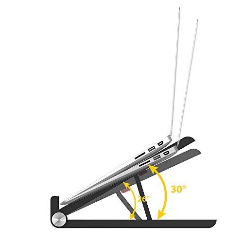 Zoom IMG-2 elekin supporto pc portatile angolazione