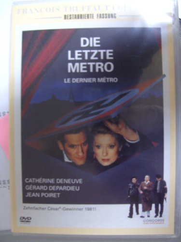 Bild von Die letzte Metro - Le Dernier Métro