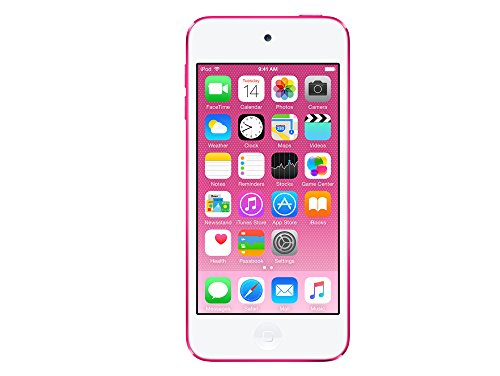 Apple iPod touch (32 GB), Pink (Pink Touch Mp3-player)