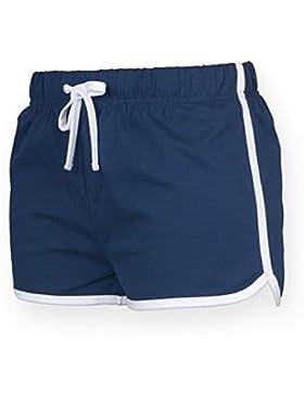 Skinni Fit - Pantaloncini Sportivi - Donna