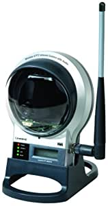 Linksys Wireless-G PTZ Internet Camera with Audio WVC200 Caméra Réseau