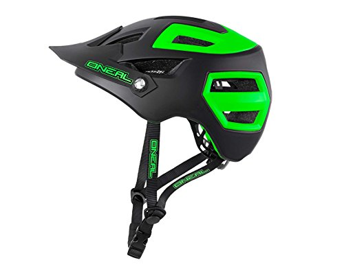 o-neal-all-mountain-mtb-casco-da-bici-nero-verde-pike-2017oneal-nero-s-m-55-58cm